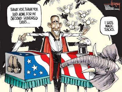 Obama magic