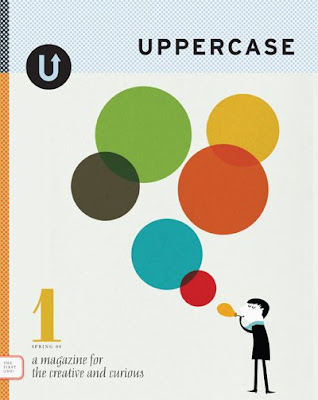 the estate of things chooses uppercase magazine