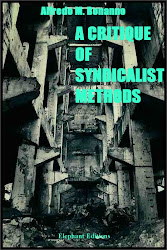 A CRITIQUE OF SYNDICALIST METHODS