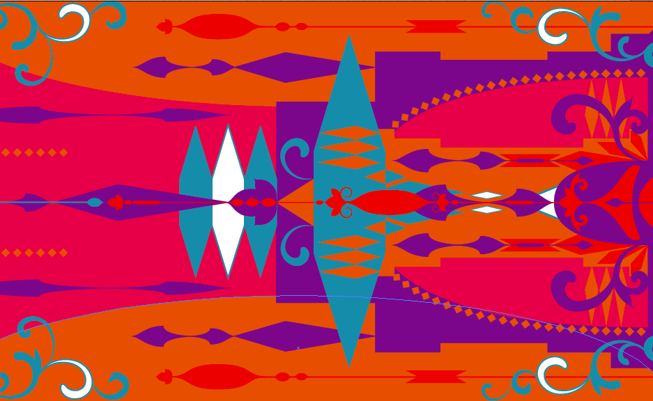 and ornament navajo geometric designs and an palette