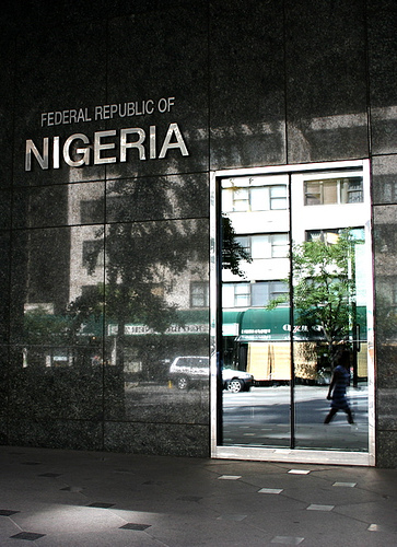 Image result for Nigerian Embassy in New York