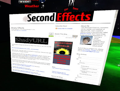 Second Effects: New Viewer, New Thinking