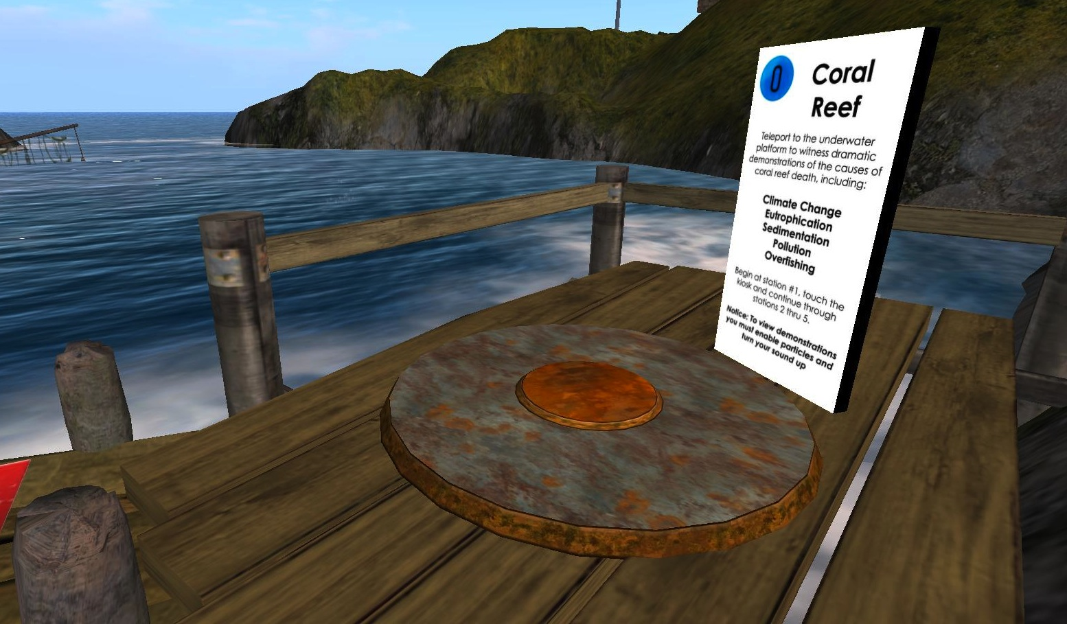 Second Life Griefer Viewer