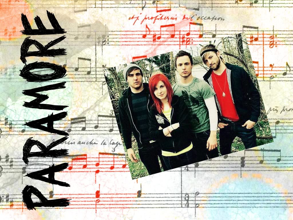 DON'T THROW YOUR KEY AWAY: PARAMORE