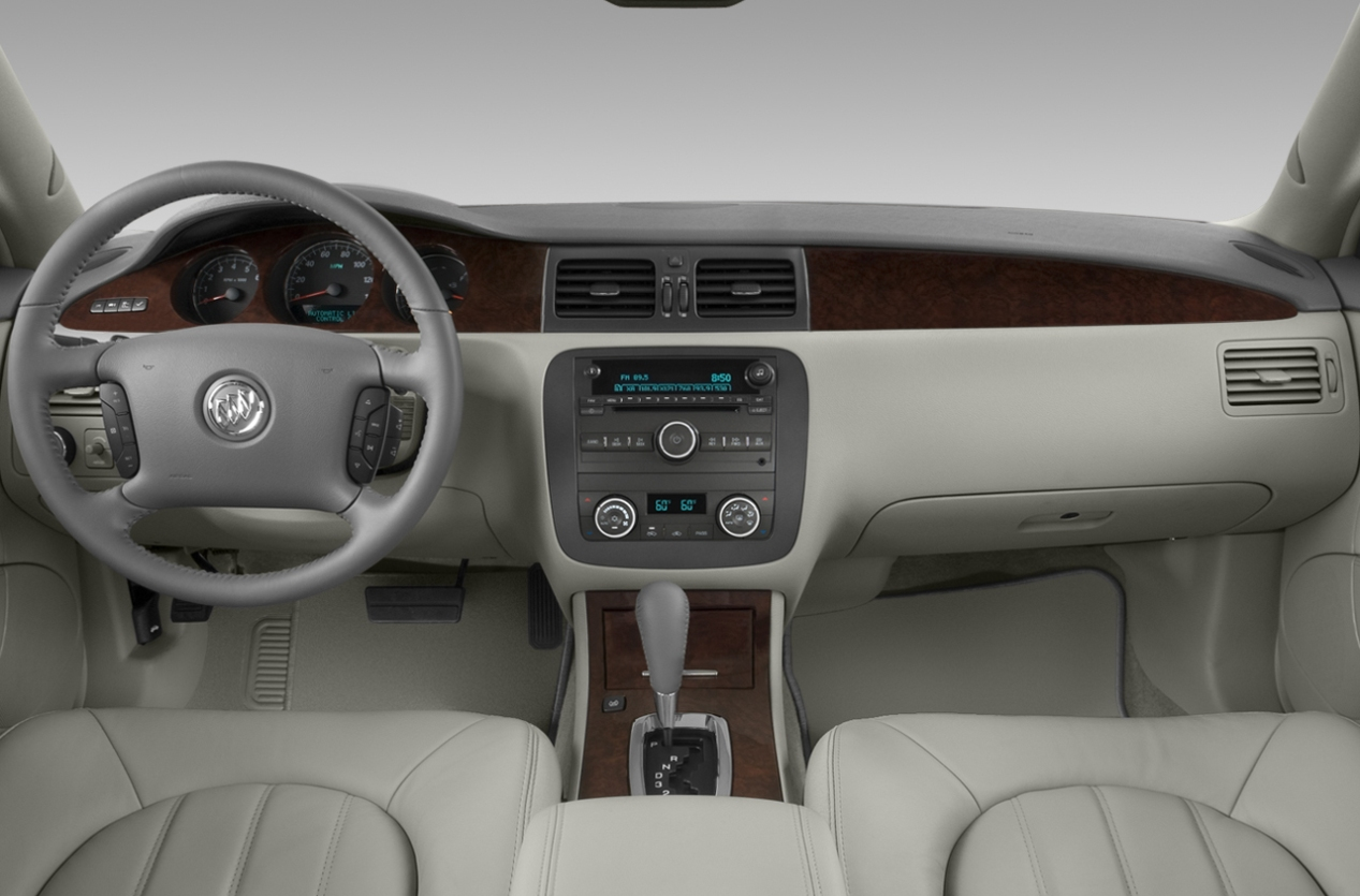 2011 Buick Lucerne Cargo, Stereo Speakers & Interior ...