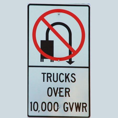 Tickets For Overweight Amp Overheight Trucks