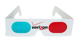 verizon 3d glasses