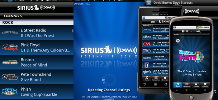 Can I Get Sirius Radio On My Iphone