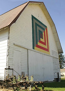 Barn Quilts and the American Quilt Trail: Variations on a ...