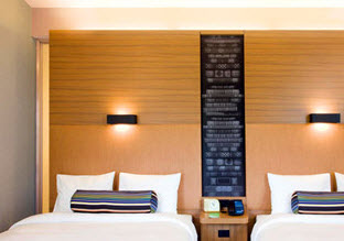 Aloft Hotel Rooms