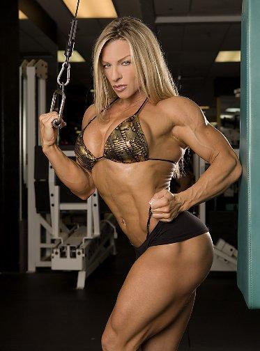 debi laszewski female bodybuilder