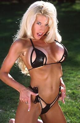 Andrea Cox - Fitness Model