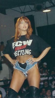 Lady Alexandra - Women's Pro Wrestling
