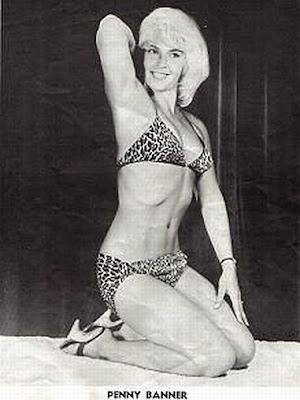 Penny Banner - wrestling - wrestler - wrestlers