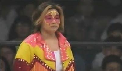 Kyoko Inoue -  women wrestling - japanese women wrestling - female wrestling