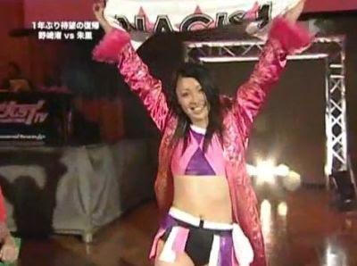 Nagisa Nozaki - women wrestling - female wrestlers