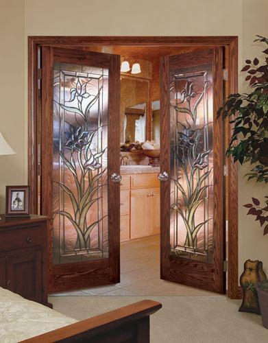 River Doors Feather River Door Bellante Wrought Iron: Feather River Doors: August 2010