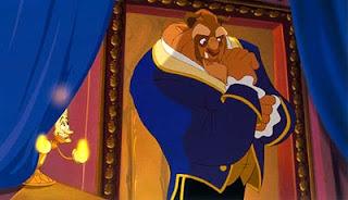 O Mundo Dos Desenhos Animados A Bela E A Fera Da Disney