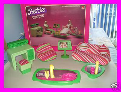 barbie living room set the one and only mattel 1978 a frame dreamhouse 12356