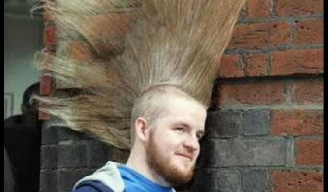 Celebrity Hairstyles Most Unusual Haircuts 1 Man