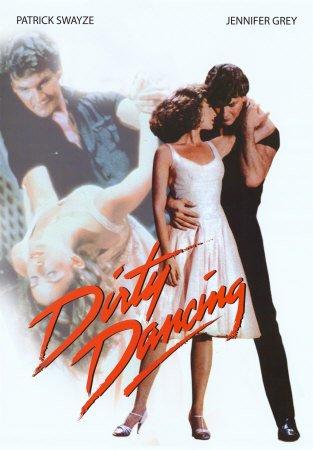 inspiração de Dirty Dancing Ritmo Quente