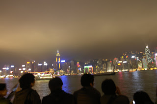 Shots of Kowloon Island Trip:Hong Kong during Symphony Light Show @Kowloon