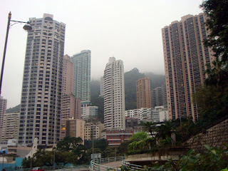 Architectural Heavens in Hong Kong:Giants on Giant Mountain @ Hong Kong