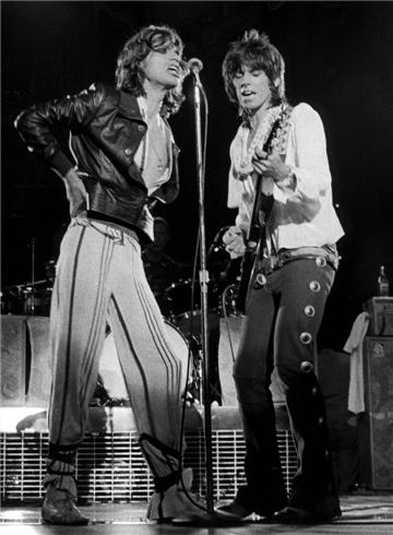 Ashen Lady The Glimmer Twins