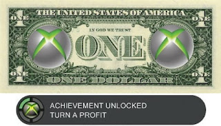 Xbox profit achievement