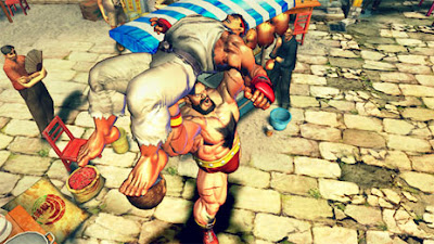 Street fighter iv may expanded for console ports