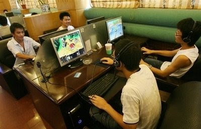 China internet users double in 2007 report