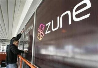 Microsoft Zune player seeking Hollywood stardom