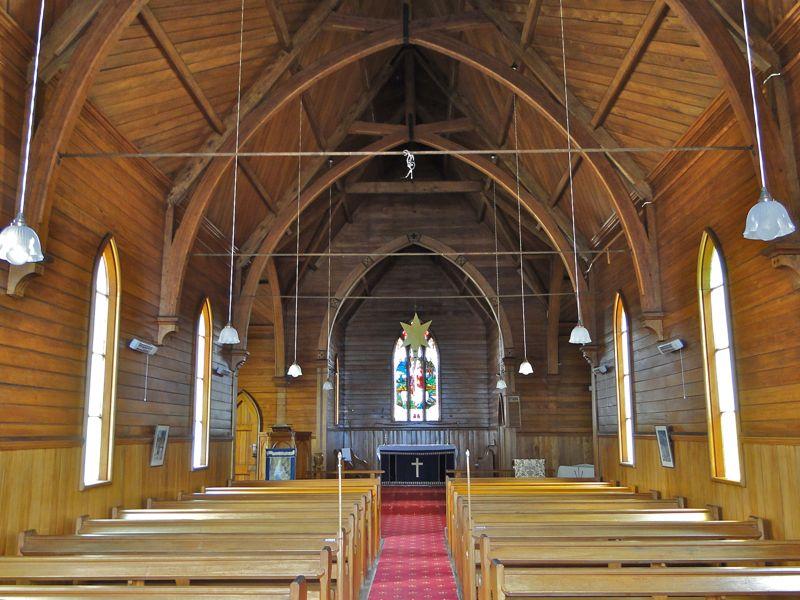A Hebridean in New Zealand: The Church at Otane