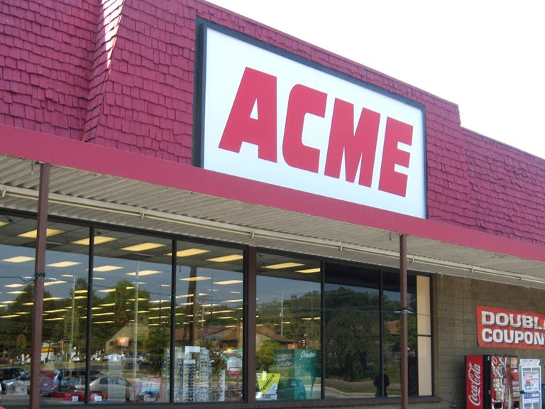 Acme Style: Soon-to-be former Acme, Fallston MD