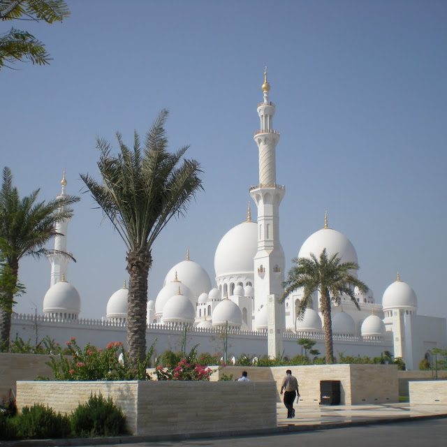 Best HD Beautiful Mosque Architecture Wallpaper