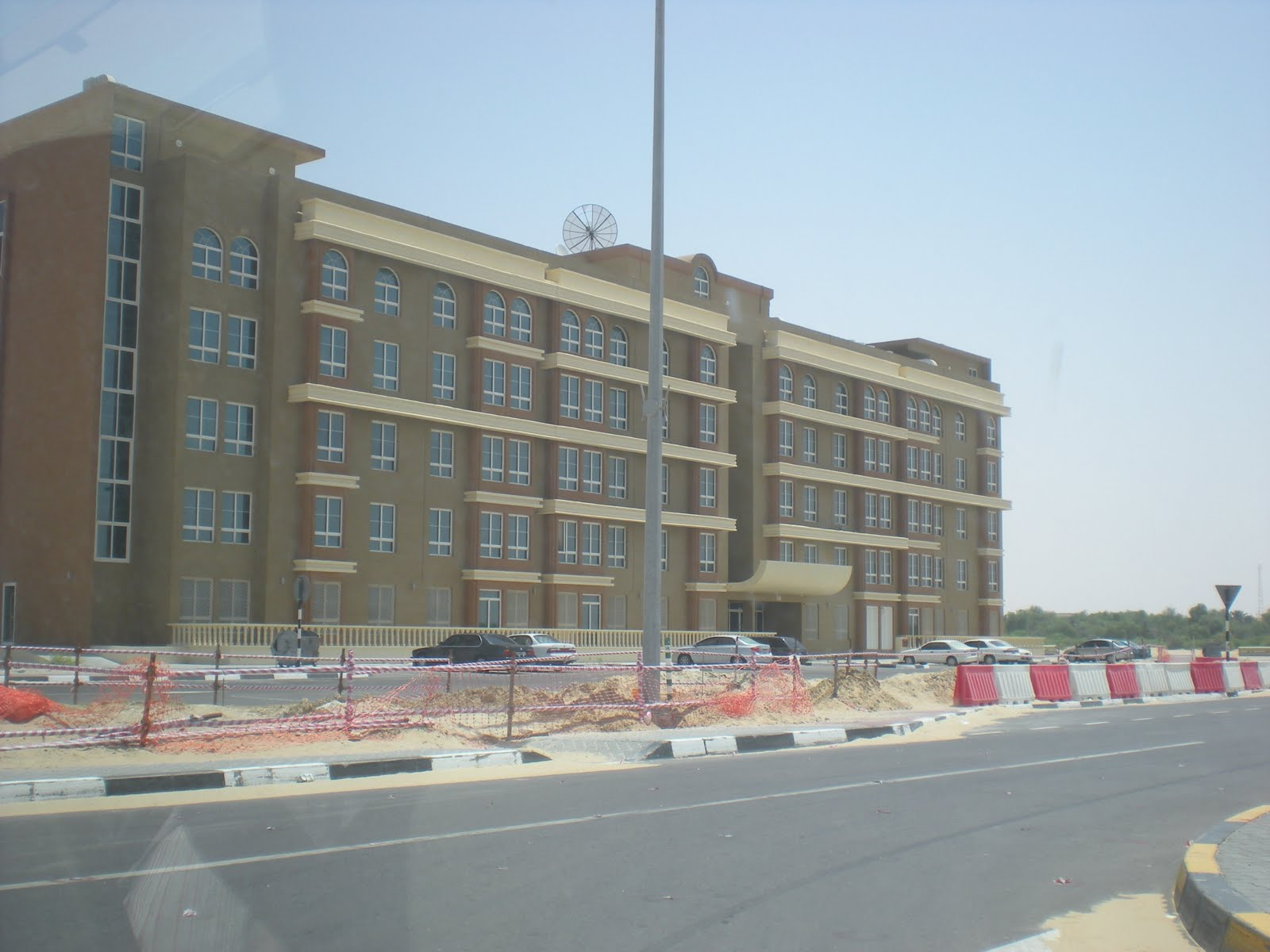 UAE Experience: Madinat Zayed Where I Am Going To Live And