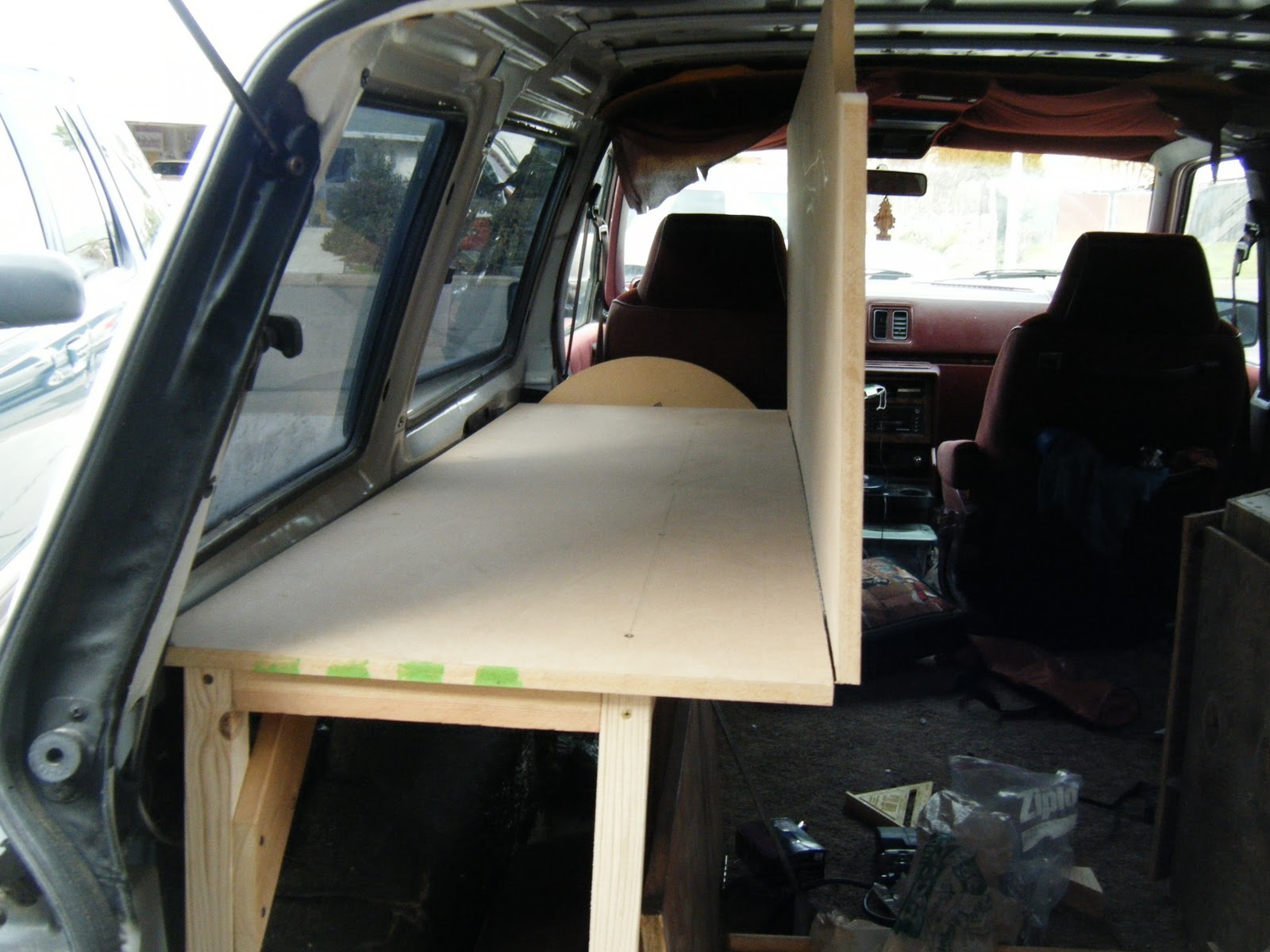 Moredecause Life The Totally Awesome Minivan Camper