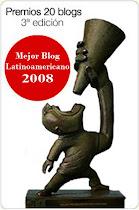 Mejor blog Latinoamericano 2008