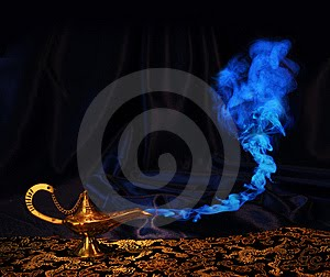Chamei o Aladino!
