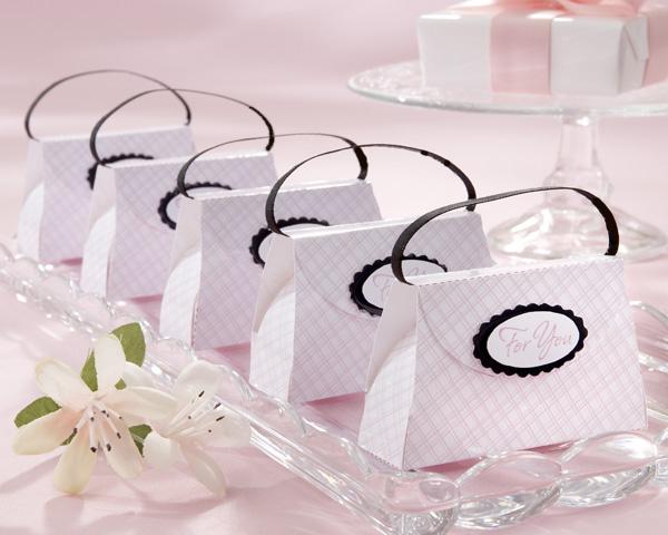 Glass Slipper Events: Bridal Shower Favors