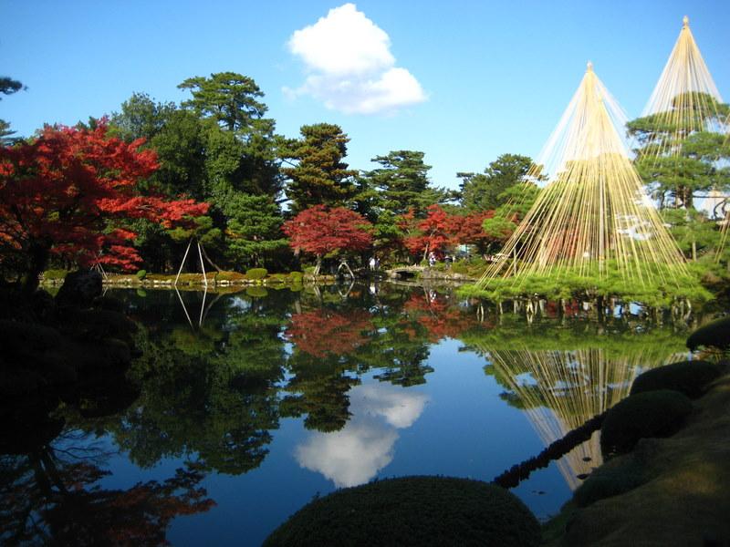 Jewshi Autumn In Kanazawa