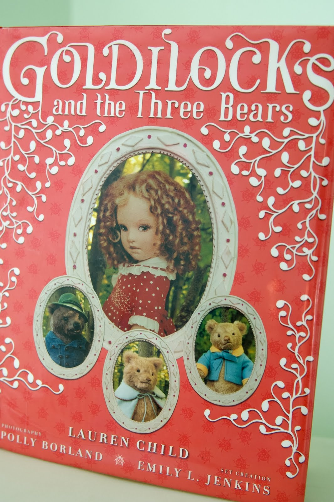 Welcome To Heatherland Goldilocks And The Three Bears