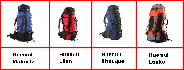 a5b46c7ce Las mochilas Outside tambien son de industria nacional y de muy buena  calidad