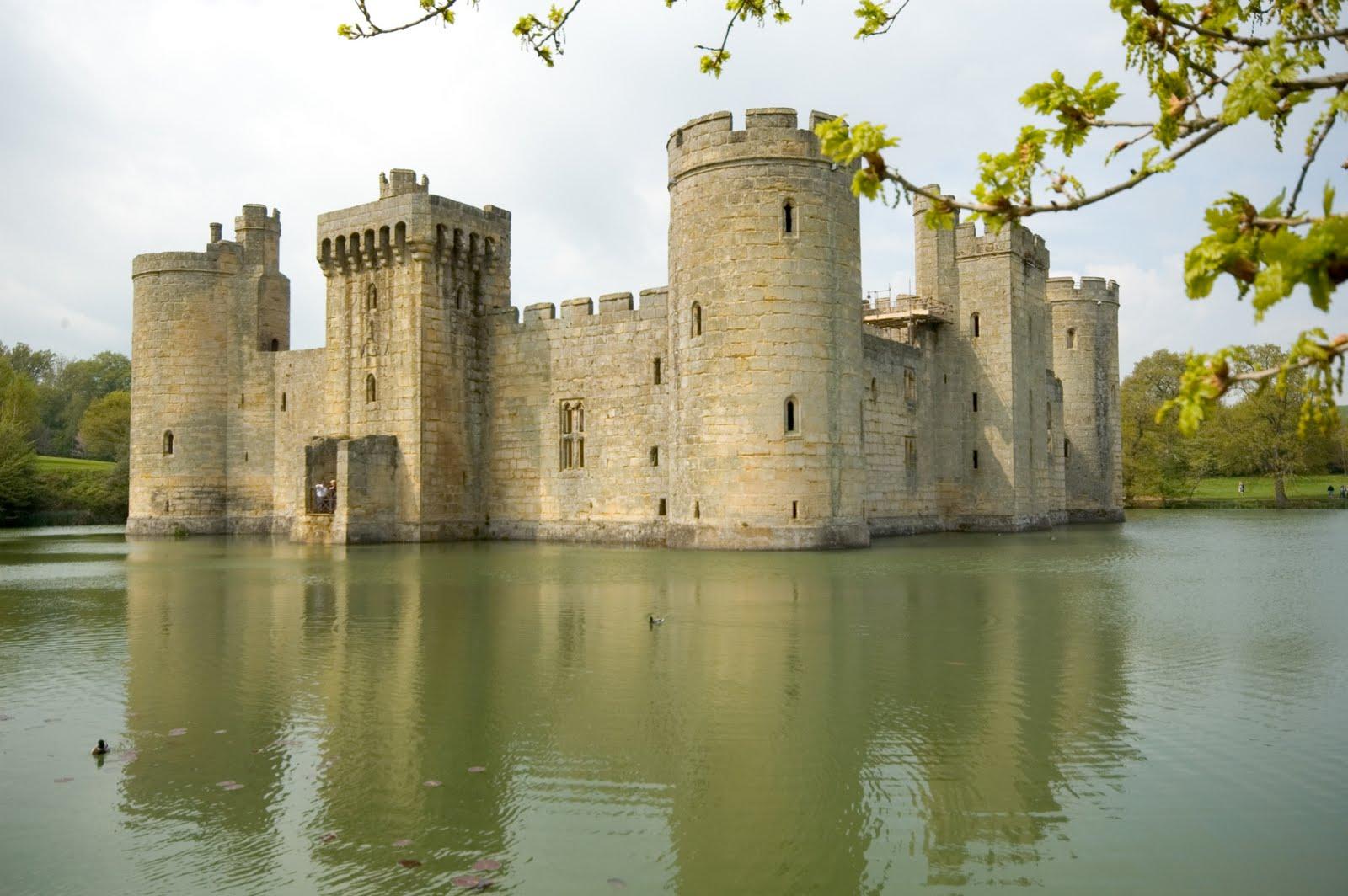 Castles in Europe: Bodiam