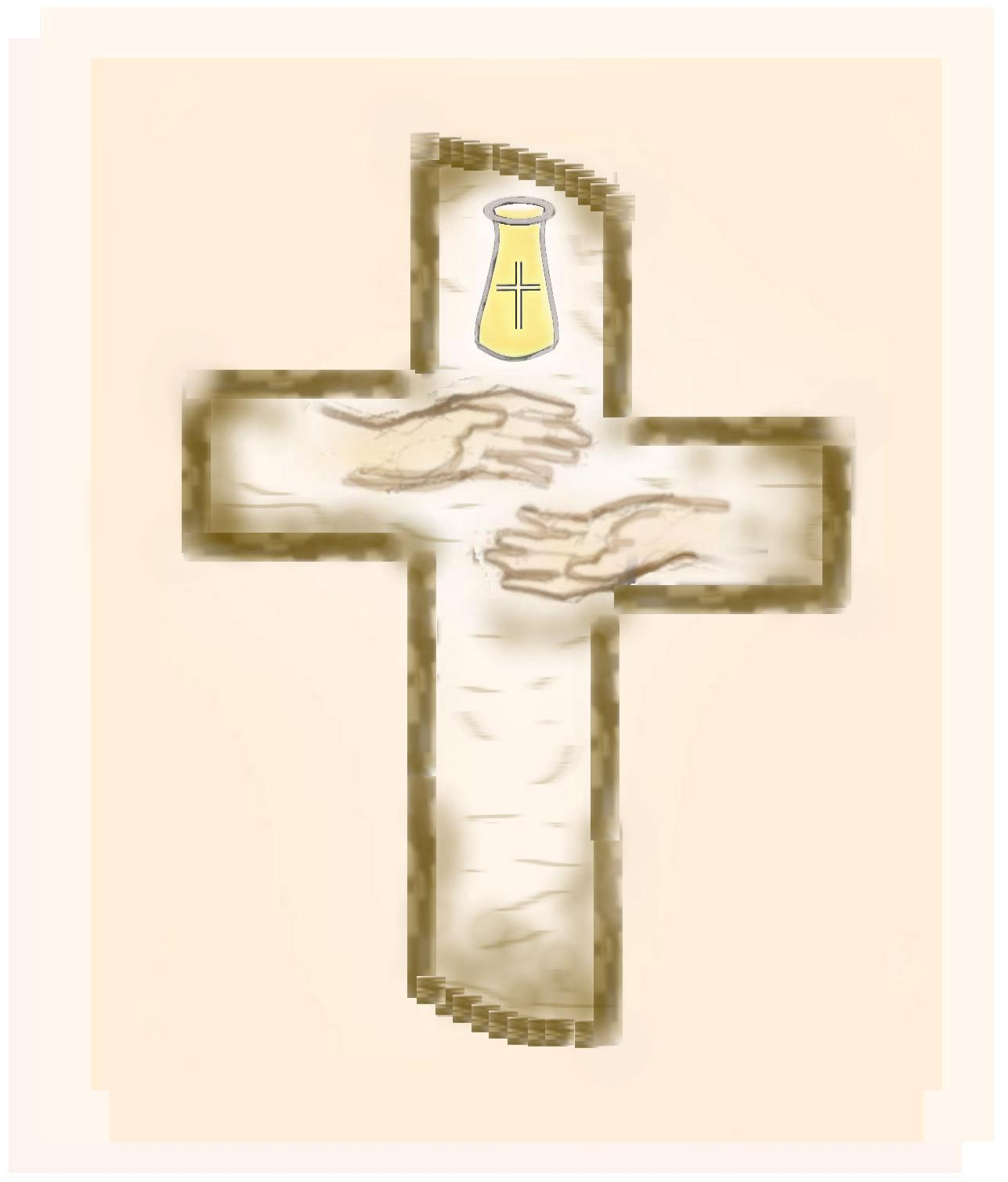 Symbol Sick Anointing Holy Sacrament