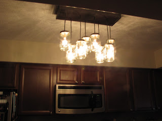 Pottery Barn Inspired Mason Jar Chandelier Lauren Mcbride