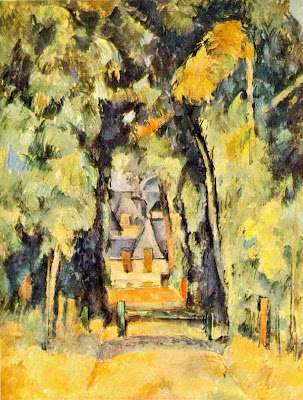 The Most Famous Paintings Paul Cezanne Biography And Paintings 1839 1906