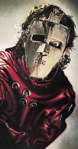 Band Logos - Brand Upon The Brain: Quiet Riot: Logo #316