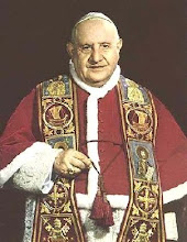 Blessed Pope John XXIII, My Patron Saint for 2011