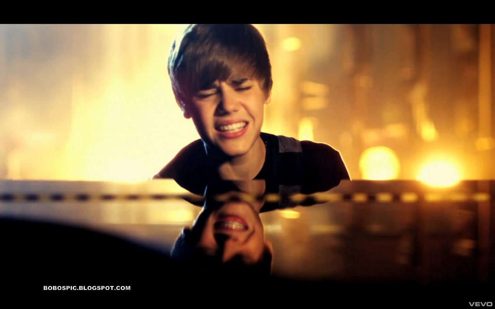 video pics justin bieber smile video pictures